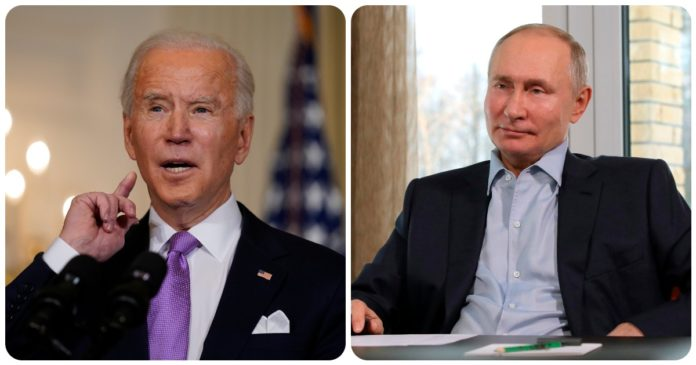 Biden accusa Putin
