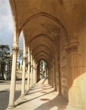 cimitero monumentale Caltagirone