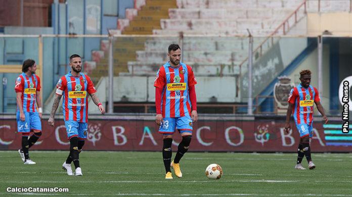 Catania sconfitto dal Teramo