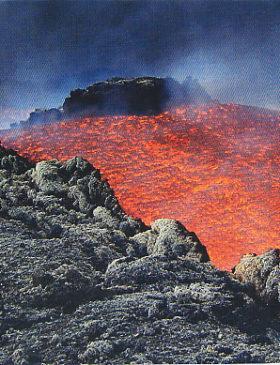 Etna colata