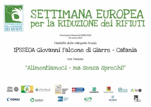 Giarre Falcone Premio Unesco