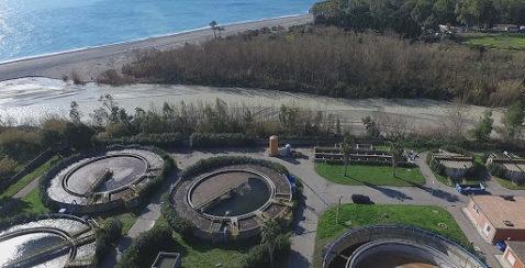 Depuratori Taormina Mascali e Giardini Naxos reflui