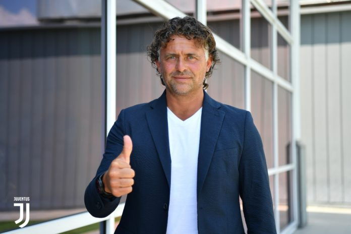 Francesco Baldini nuovo allenatore del Calcio Catania