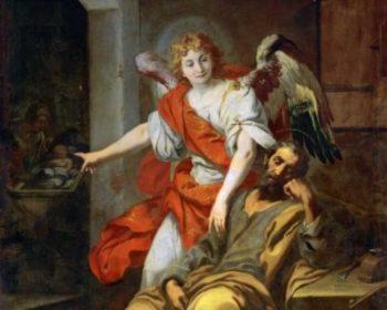 San Giuseppe con l'angelo
