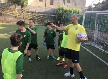Allenamento metodi scuola calcio