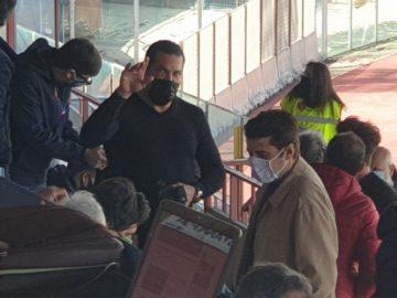 Calcio Catania  Cinquina al Potenza, Tacopina al Massimino