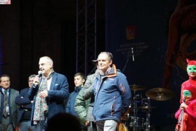 Cundari, Fondazione Carnevale