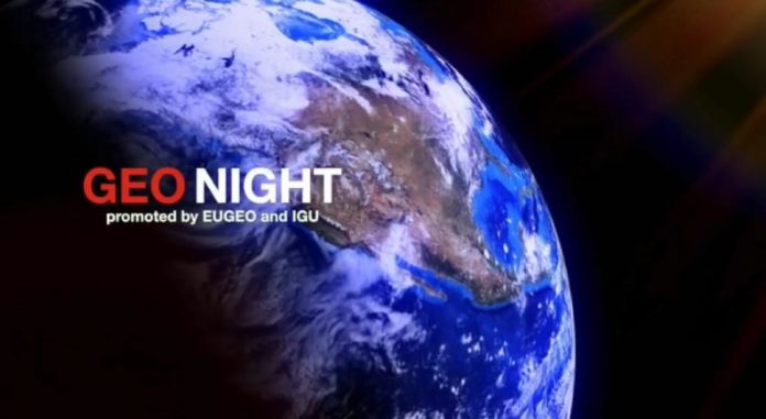 notte geografia