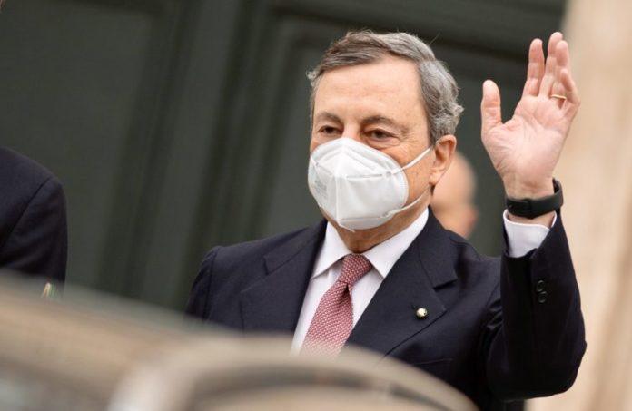Mario Draghi SuperLega