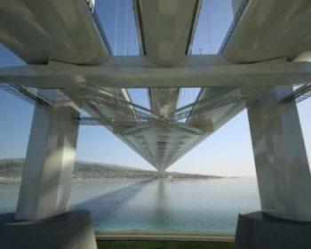 Ponte sullo Stretto di Messina opera