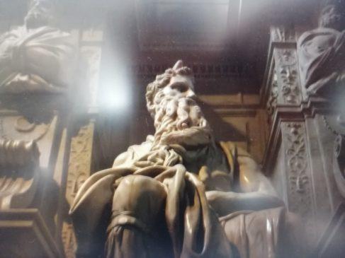 Michelangelo, Mosè
