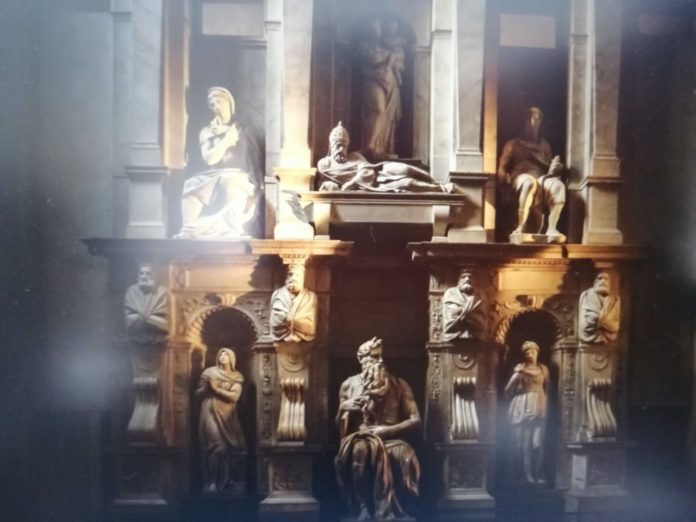 Michelangelo -Giulio II