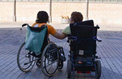ragazzi disabili