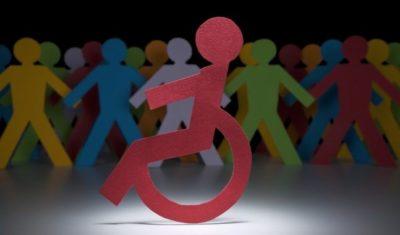 il simbolo dei disabili