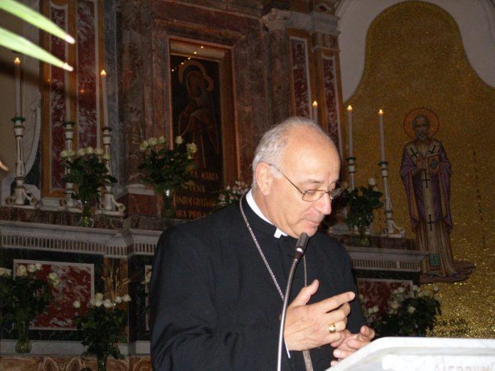 monsignor Pio Vigo