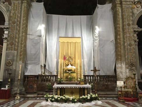 Restauri Cattedrale Acireale