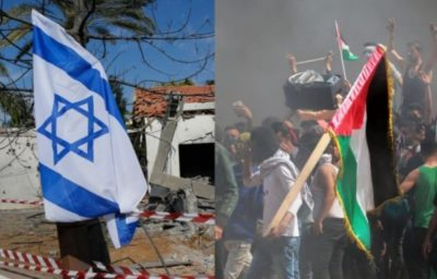 guerra Israele Palestina