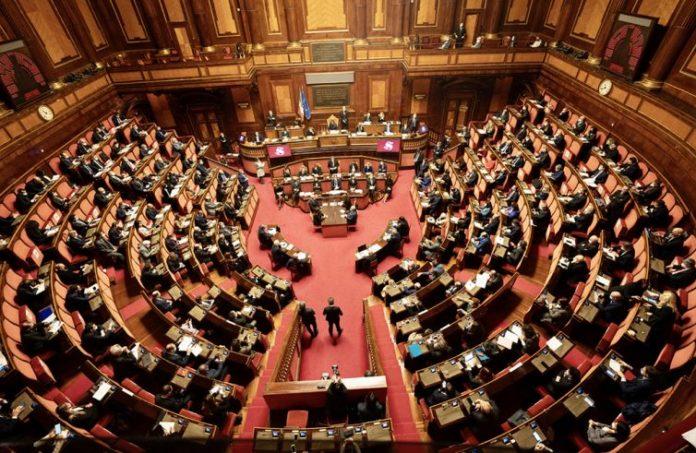 DDL Zan Parlamento