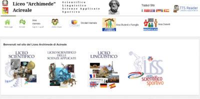 Progetto Alza La Voce Liceo Scientifico Acireale
