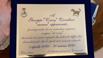 Targa Giusepe Cavallaro