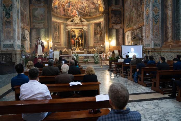 Fondazione Antonio Augurusa Basilica San Vitale Roma