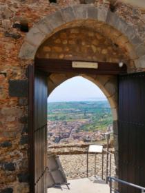 Castello Calatabiano vista