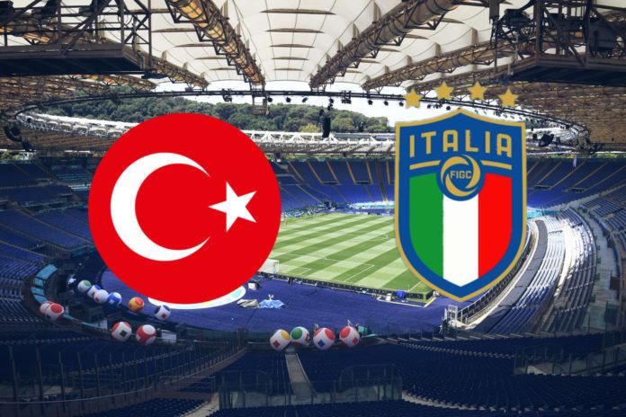 Europei 2020 Italia Turchia