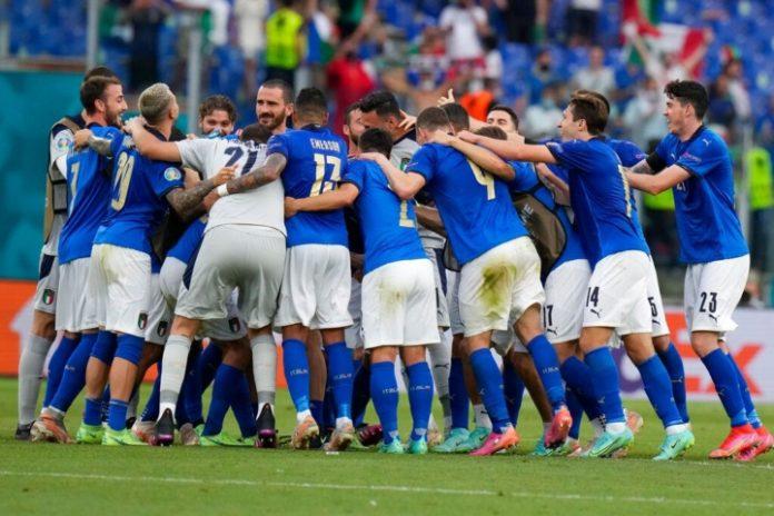 Europei 2020 ottavi Italia