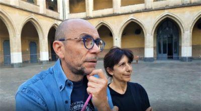 Giovanni Anfuso e Fia Distefano