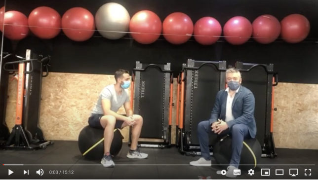 Intervista Luca Scandura Fitness