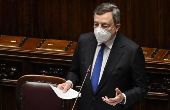 Mario Draghi DDL Zan