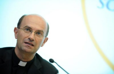 mons. Stefano Russo