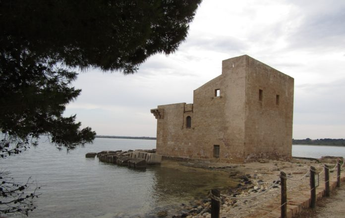 Oasi faunistica Vendicari Riserva naturale torre sveva