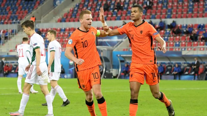 Olanda Girone C Europei 2020