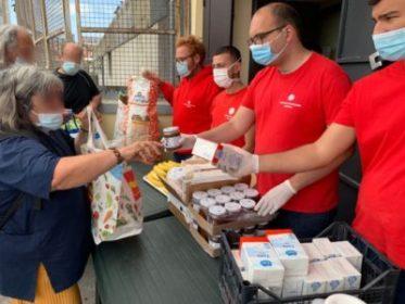 kit anti covid all'help center