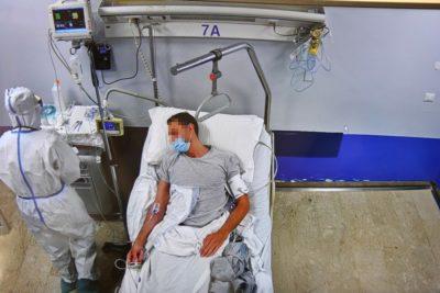 trattamento con anticorpi monoclonali osped. Cannizzaro