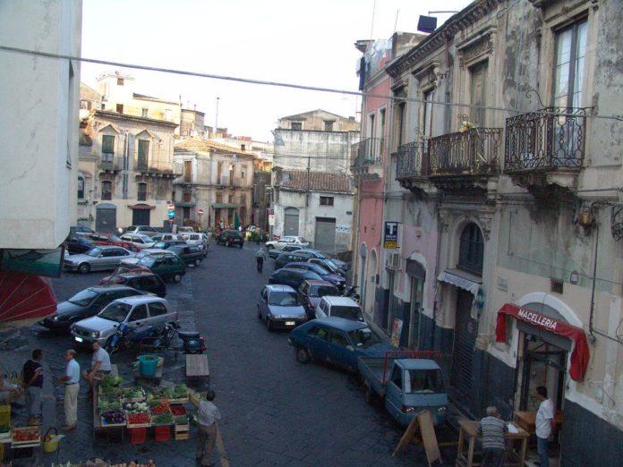 Acireale Piazza Marconi Gal Aci