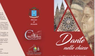 Dante nelle chiese