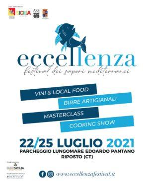 festival sapori mediterranei, locandina