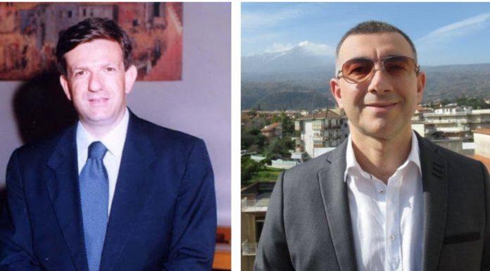 Leo Cantarella e Leo Patanè