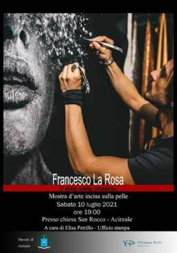 mostra Francesco la Rosa