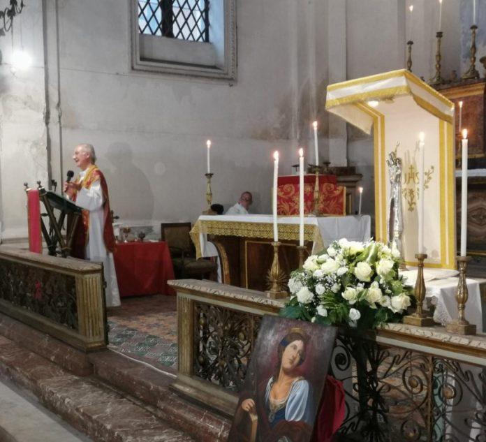 peregrinatio reliquie santa Venera