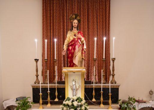 reliquie santa venera nella chiesa di san Giuseppe