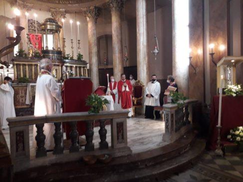 peregrinatio reliquie santa Venera chiesa san giuseppe