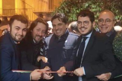 Tremestieri ,circolo Fratelli d'Italia