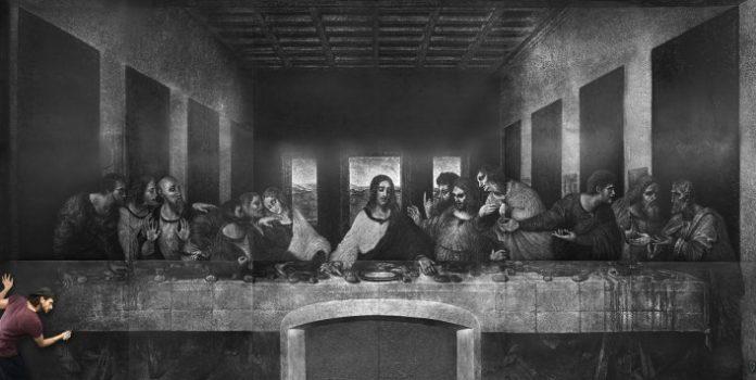 Ultima cena di Francesco la Rosa