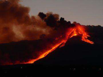 Etna eruzioni