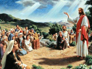 Gesù manda i discepoli