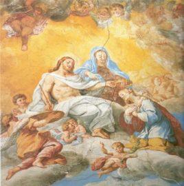 Paolo Vasta Incoronazione Santa Venera Acireale