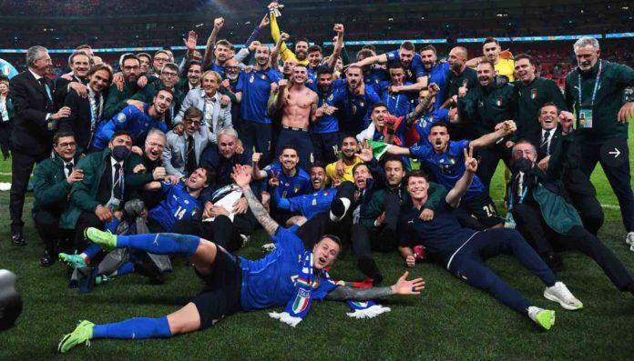 italia campione europei 2020